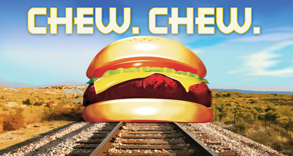 Branding a burger -- Breaking rules in Fast Food Category