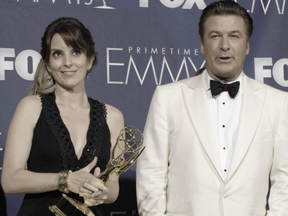Tina Fey with Alec Baldwin -- Growing Your Brand