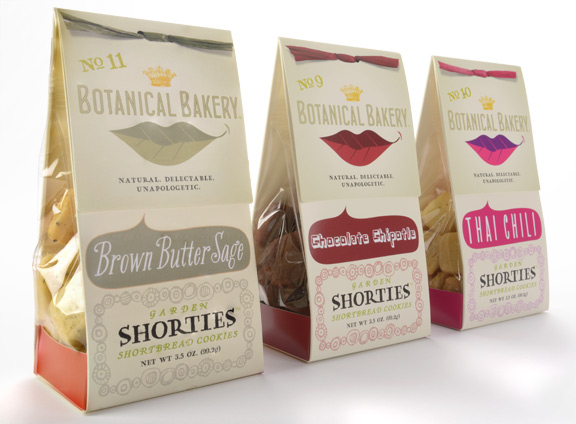 Botanical Bakery's New Flavor line up by David Brier