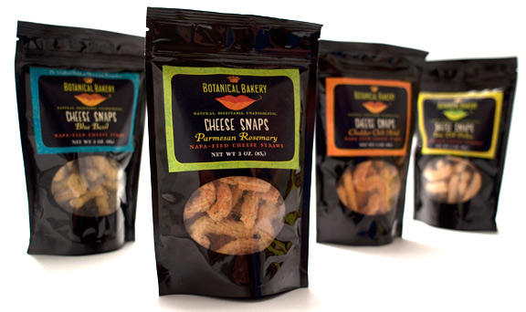 Botanical Bakery Cheese Snap Pouches