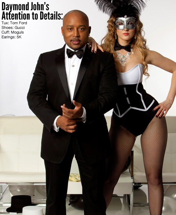 Daymond John, The Ultimate Shark
