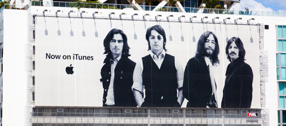 The Beatles and Branding Success