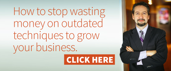 Stop wasting money on outdated techniques
