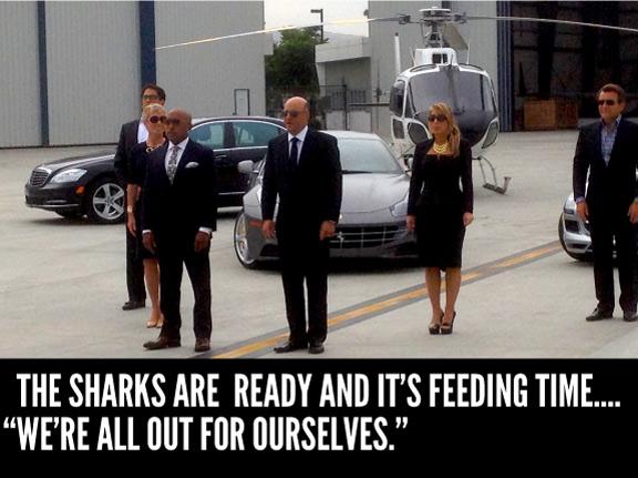 Shark Tank Lineup