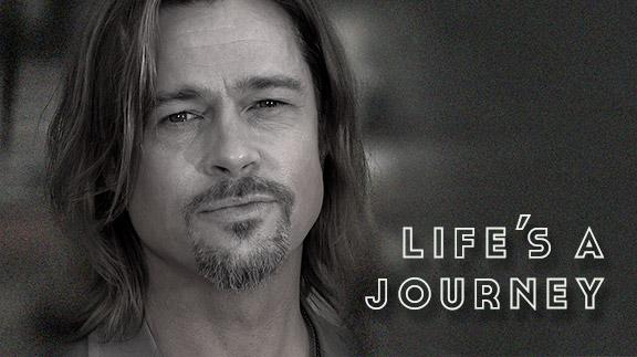 Brad Pitt on Passion and Branding