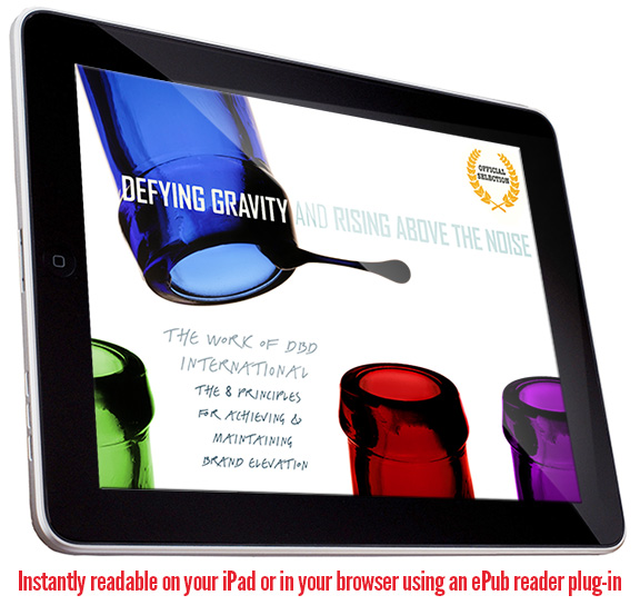 Defying Gravity eBook for the iPad and ePub readers