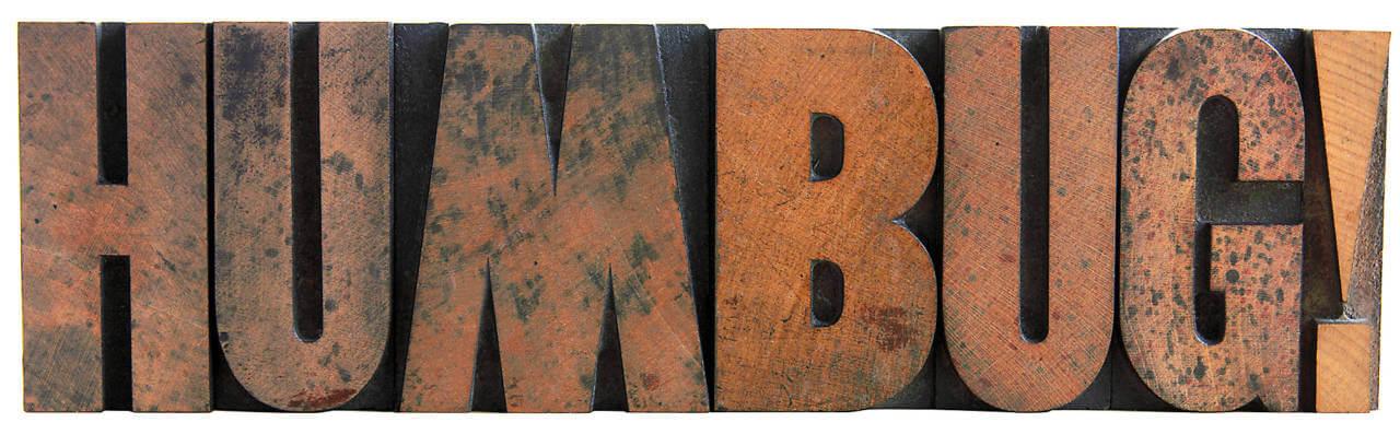 Humbug Typography