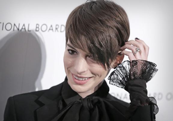 Anne Hathaway Oscar Winner
