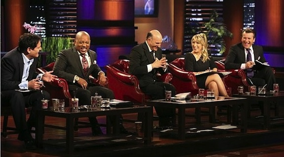 Shark Tank, laughing all the way to the bank