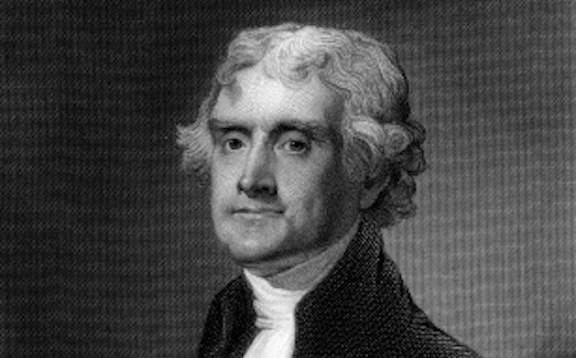 Thomas Jefferson -- Declaration of Independence