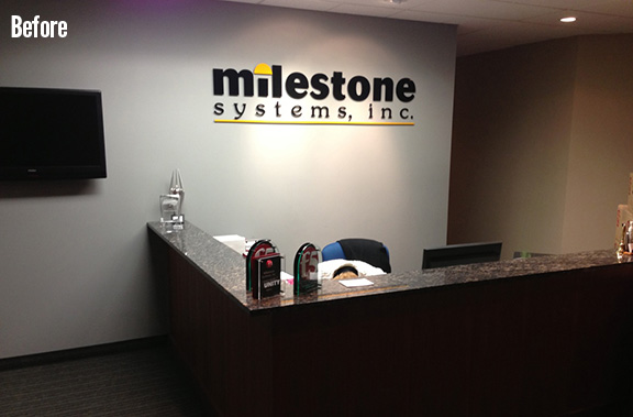 Milestone Systems Reception Before the Rebrand