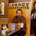 Coffee Buzz and Chocolate Gone Wild (and Why Real Men Don't Drink Decaf)
