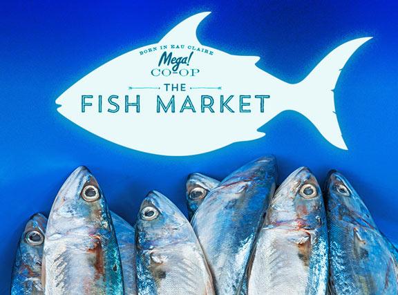 Fish Market for Mega rebrand