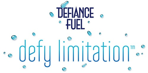 Defiance Fuel Logo Design