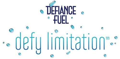 Defiance Fuel Logo Design
