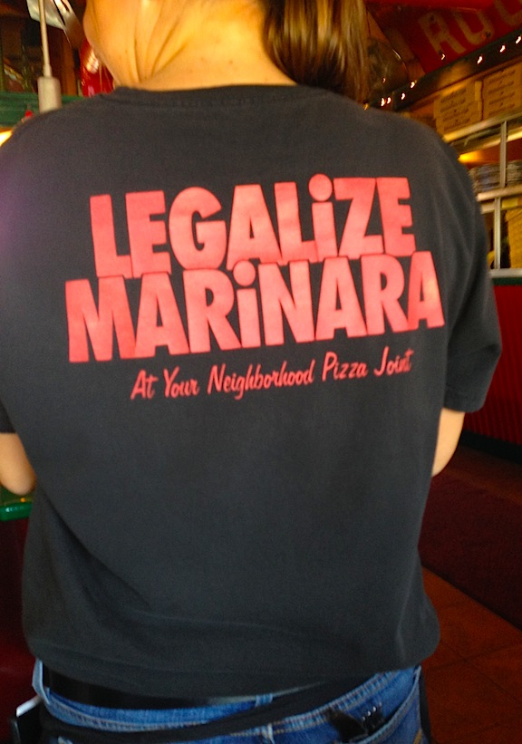 Legalize Marinara - words that create a buzz