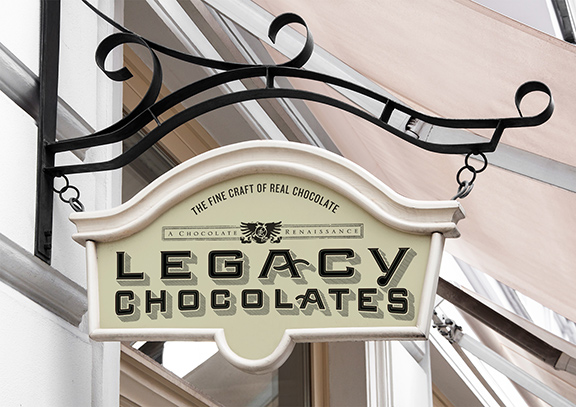 Signs of the Times Legacy Chocolates