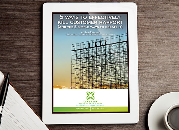 eBook for Landmark Performance Group