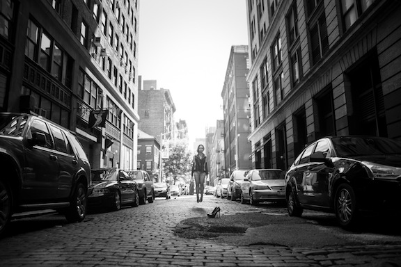 NYC photographer rises above the noise