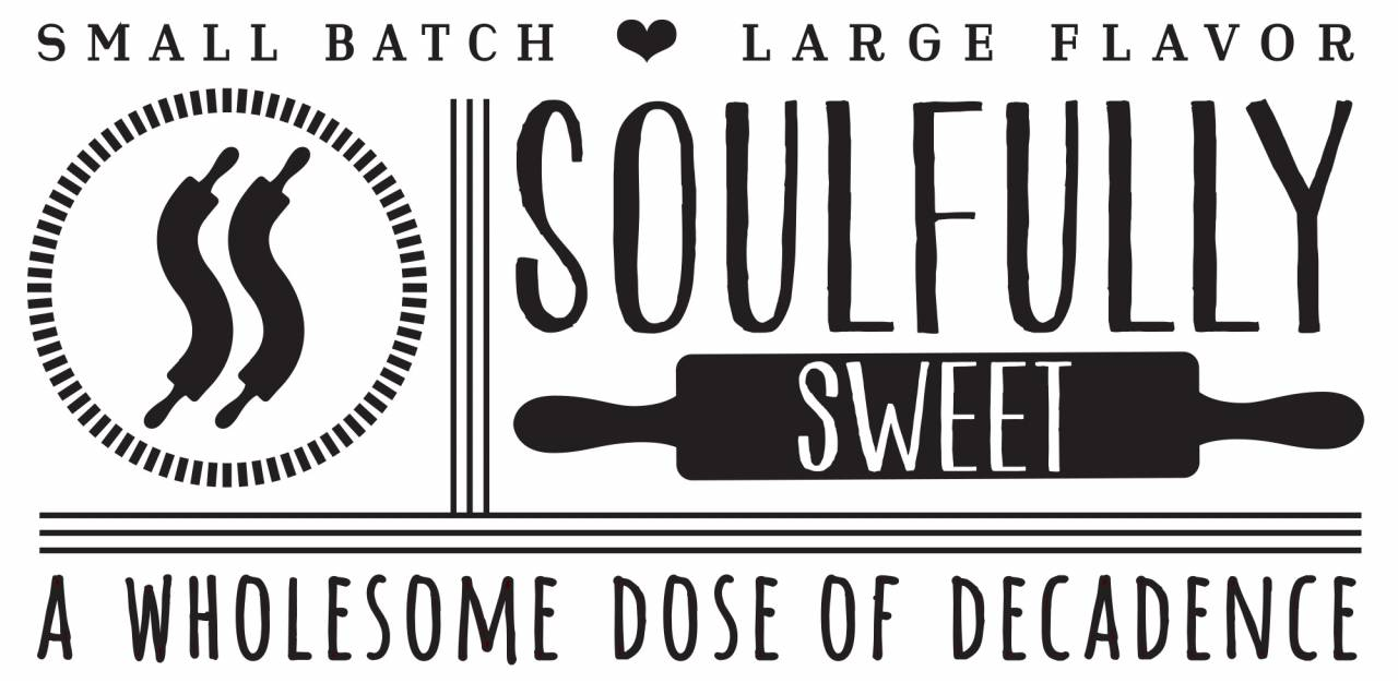 Soulfully Sweet Rebranding