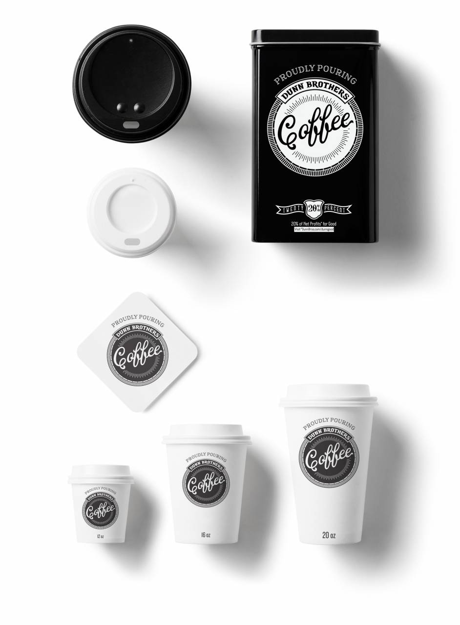 Unstoppable branding and package design