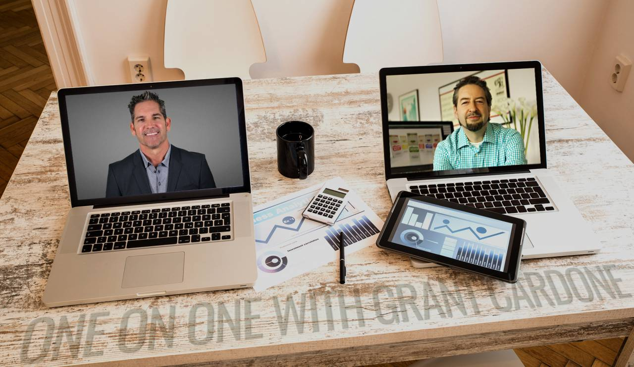 Sales expert Grant Cardone interviews David Brier on Power Players