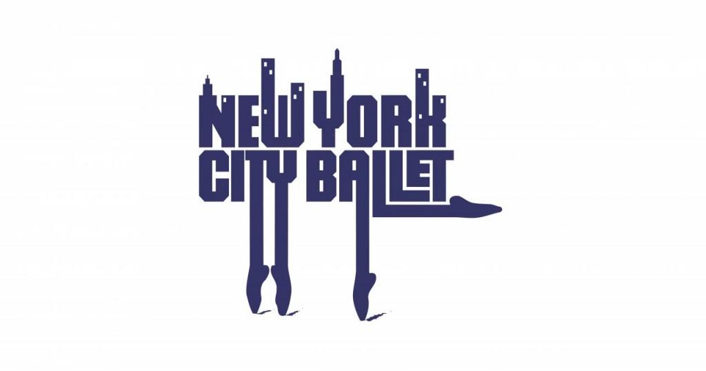 New York City Ballet's Killer Headline and Logo