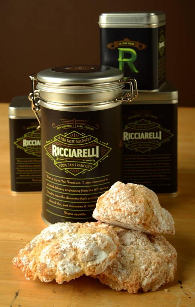 Italian Cooke branding