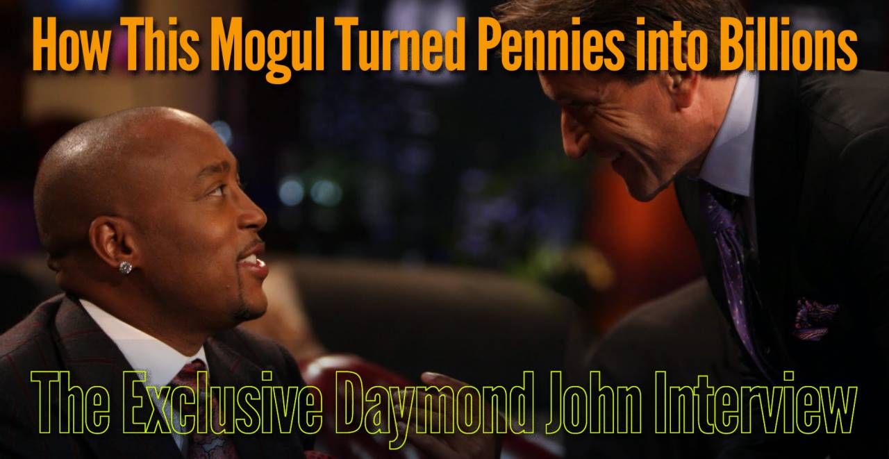 Daymond John Exclusive Interview