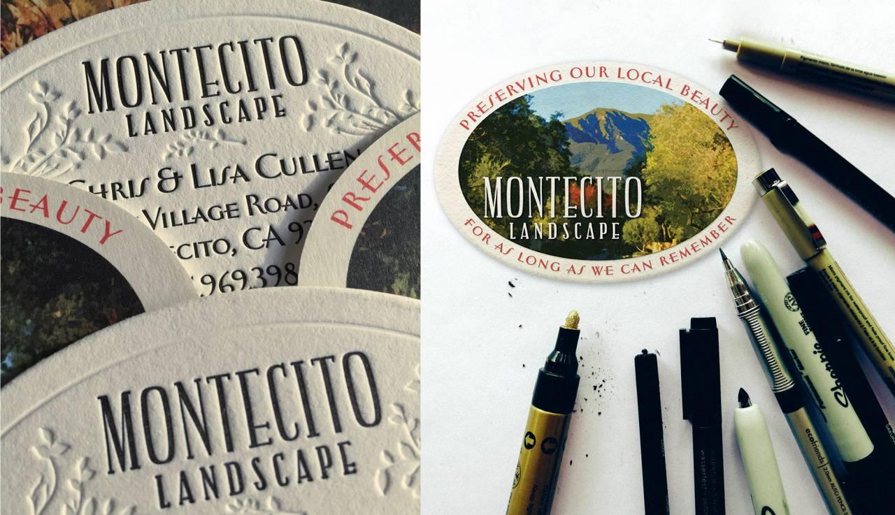Rebrand for Montecito Landscape