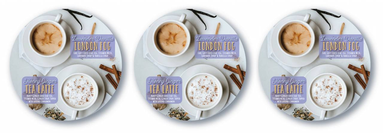 Coffee and Tea Branding by David Brier for Dunn Brothers