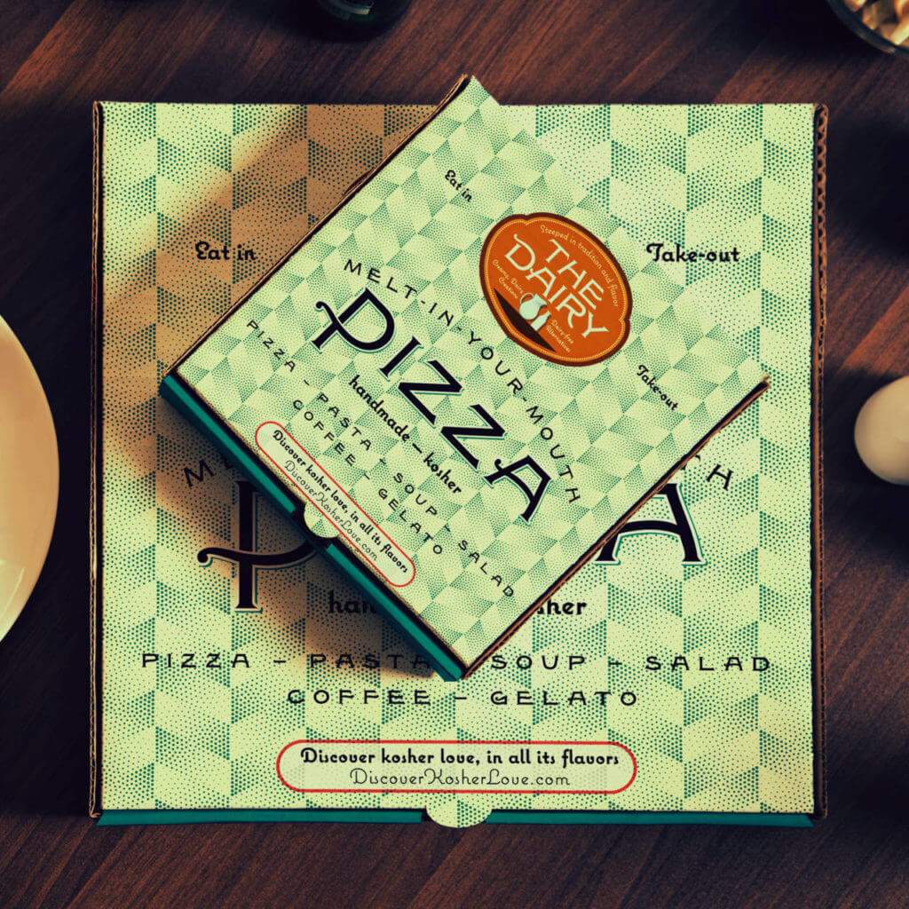 Pizza Box Branding and Package Design