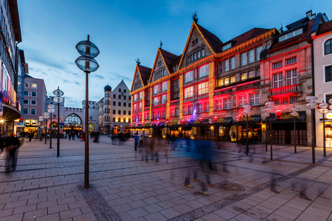 Noise vs. Branding for Munich Germany company