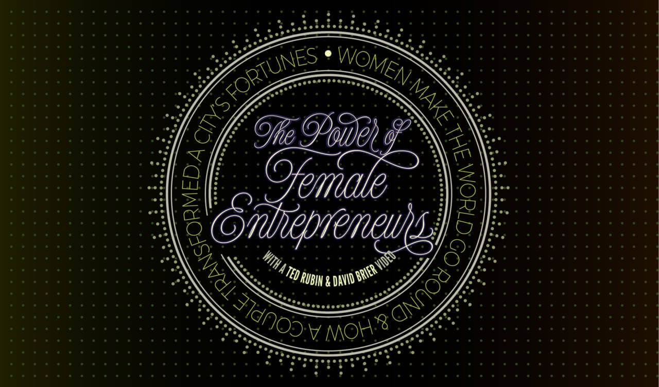 FEMALE ENTREPRENEURS LOGO