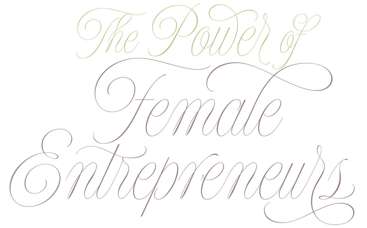 Female Entrepreneurs script by David Brier