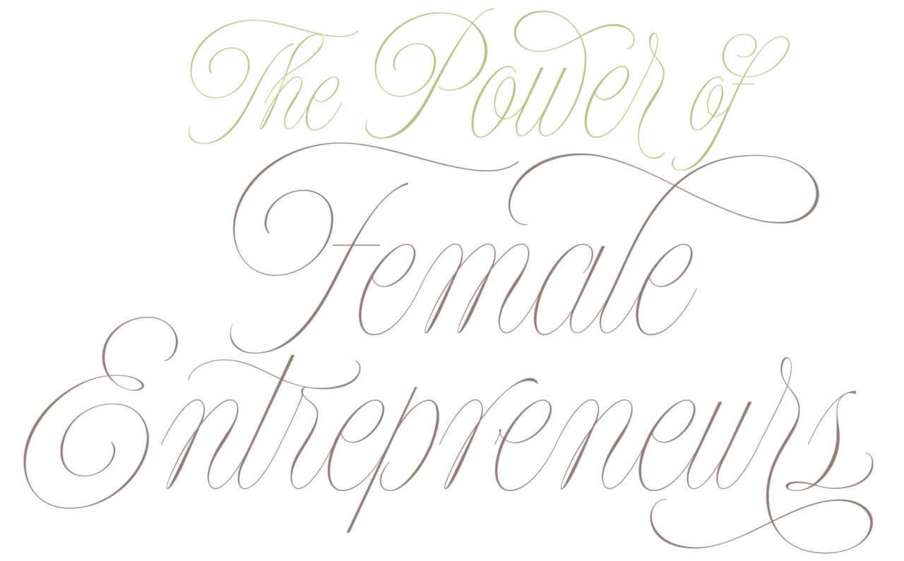 Female Entrepreneurs script by David Brier