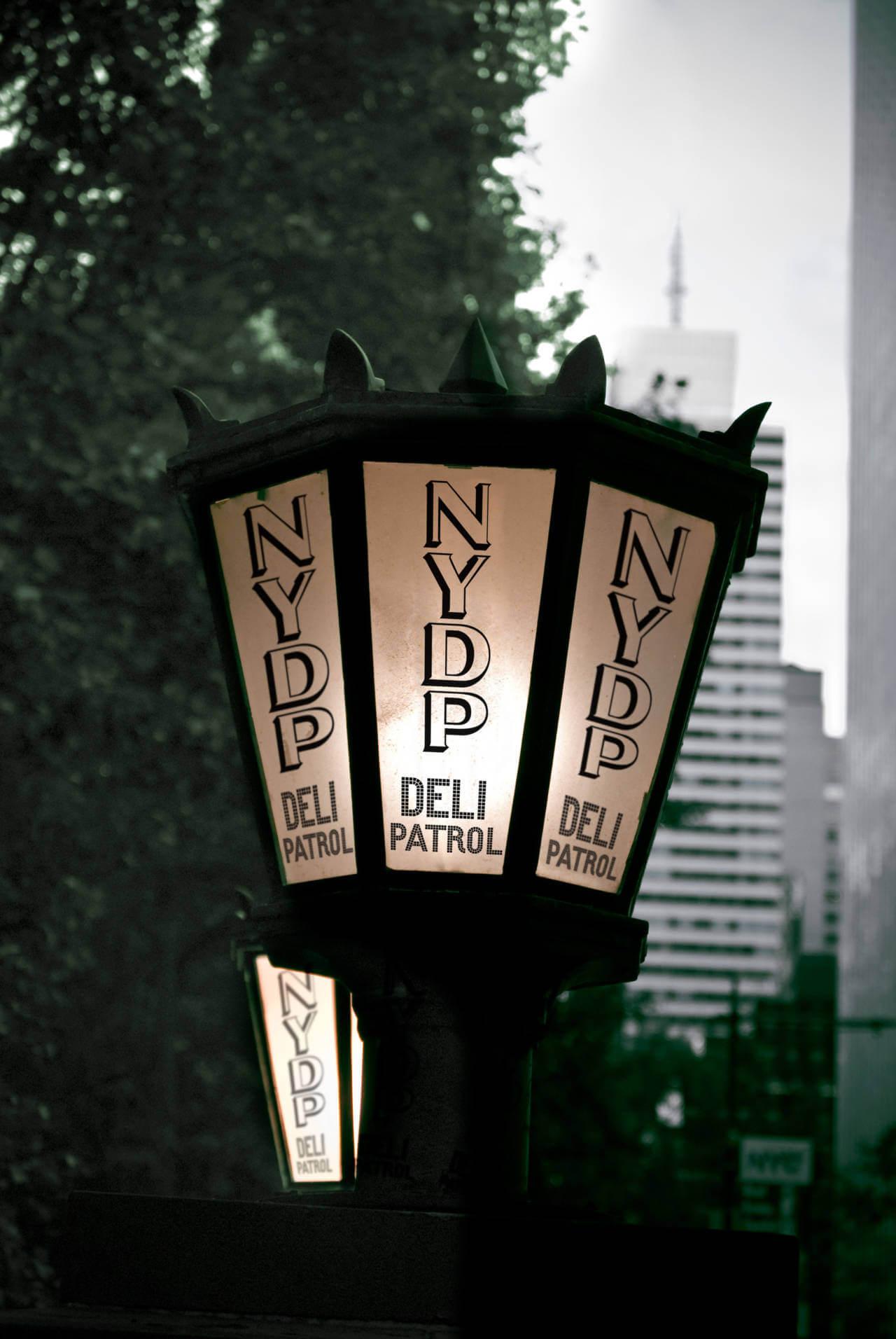 New York City Brand identity by David Brier