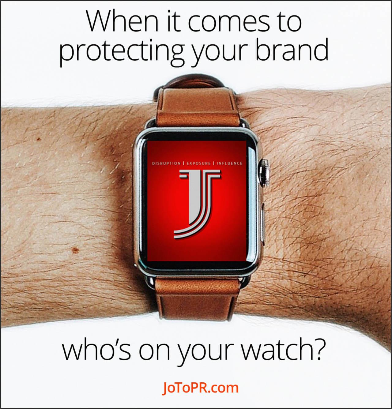 JoTo on Apple Watch