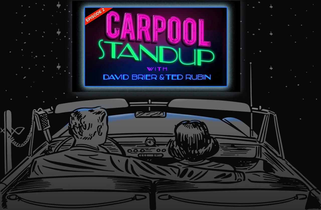 Carpool Standup drive-in