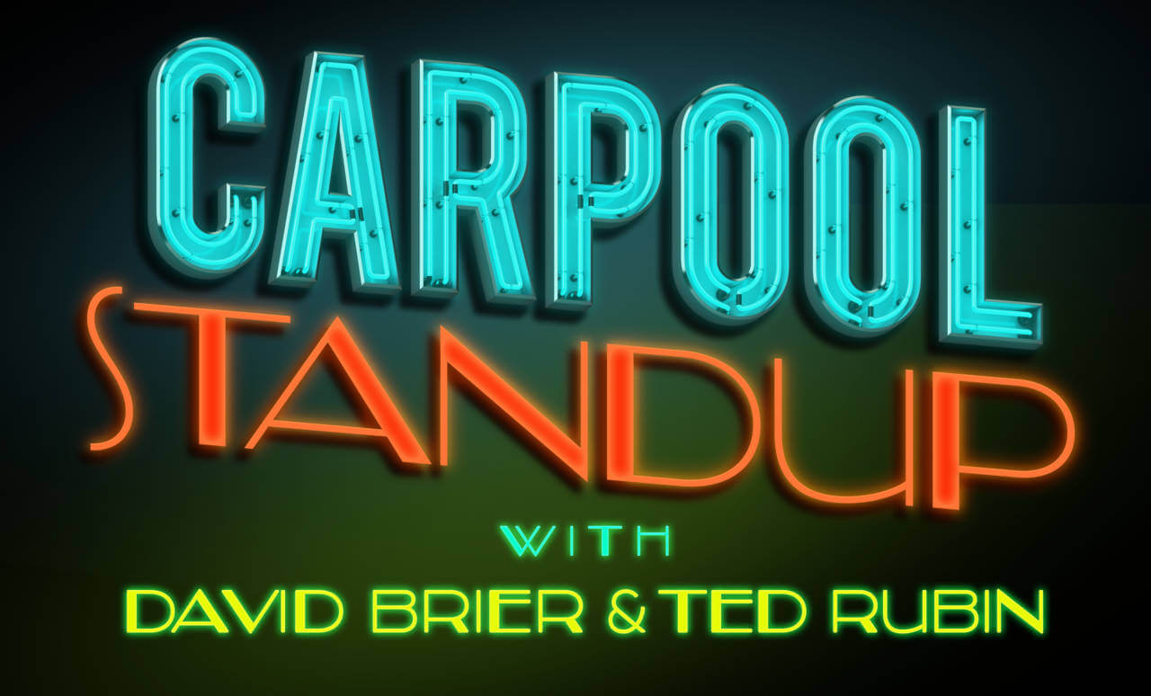 Carpool Standup with Ted Rubin MASTER LOGO