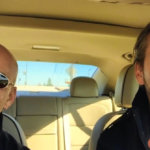Carpool Standup with Ted Rubin. And Me. In a Car. Laughing. [Video]