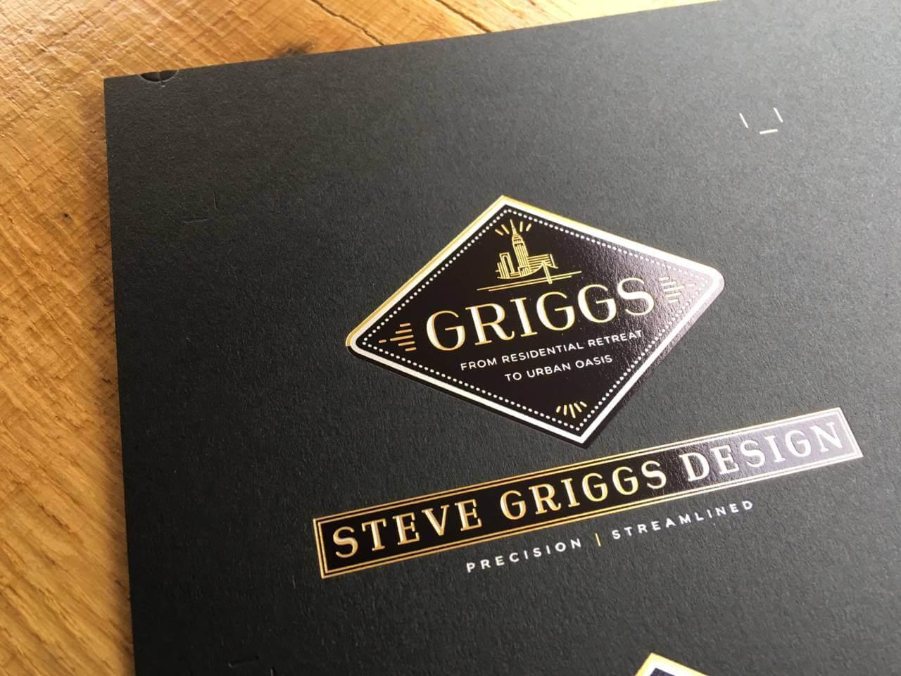 Rebranding of Steve Griggs
