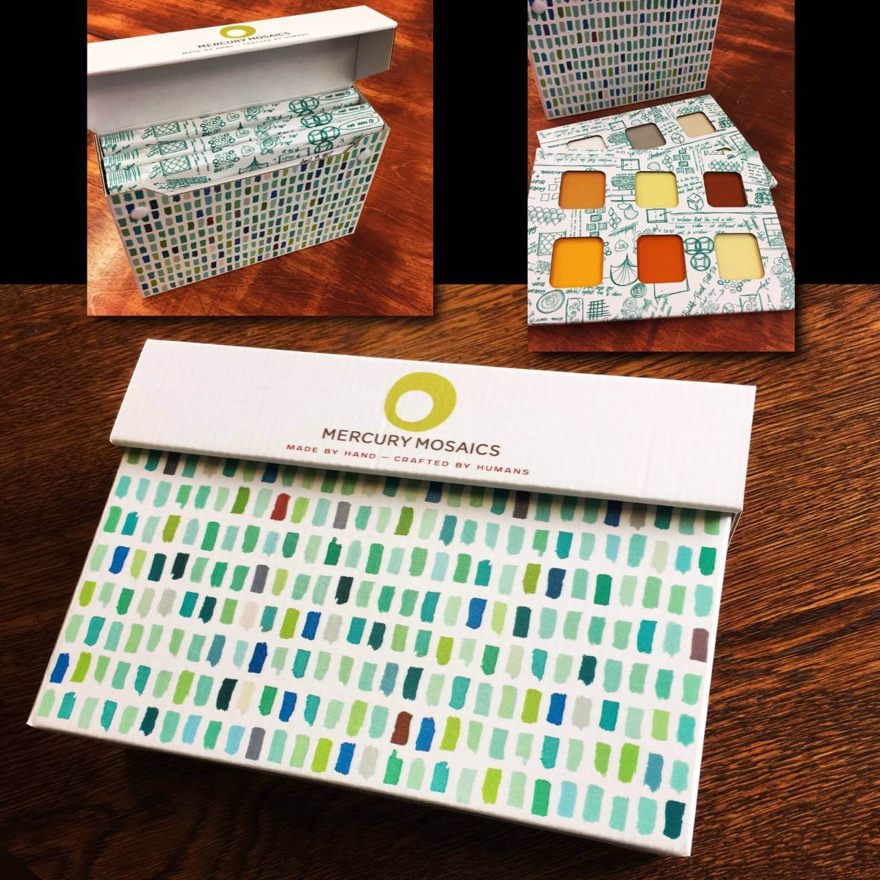 converting prospects into customers for Mercury Mosaics