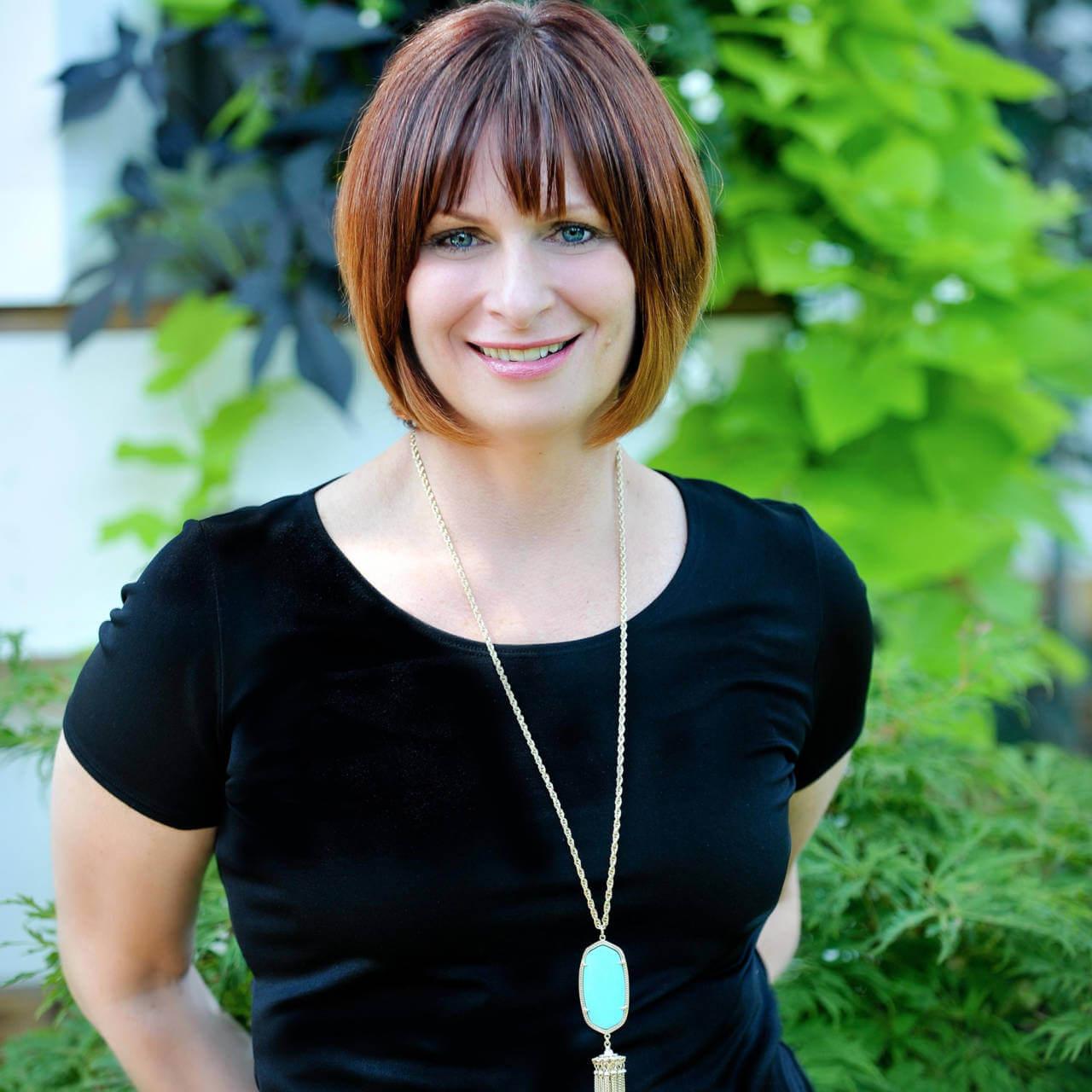 Maura Fredericks photo — Rebranding an Executive Coach