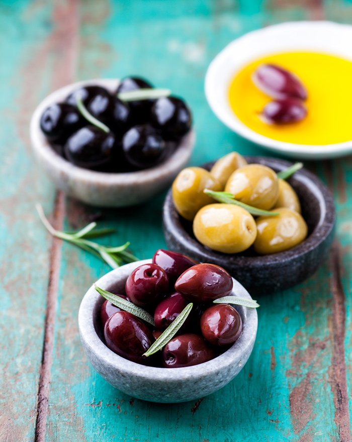 amazon and the chocolate mint olives