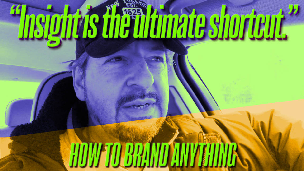 HOW TO BRAND ANYTHING VIDEO CAPTURE WITH DAVID BRIER