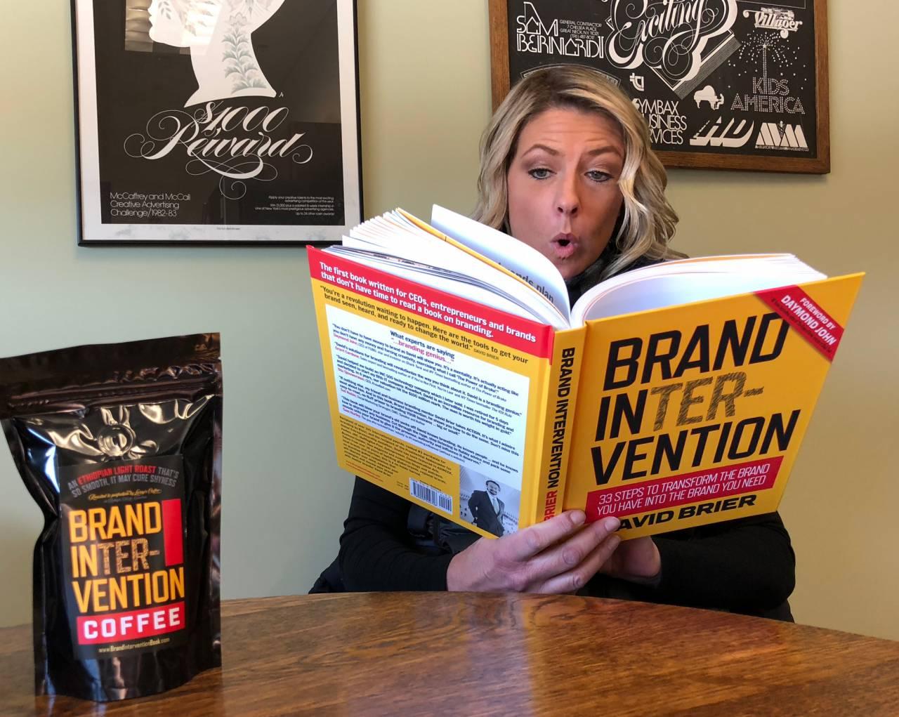 Brand Intervention movement