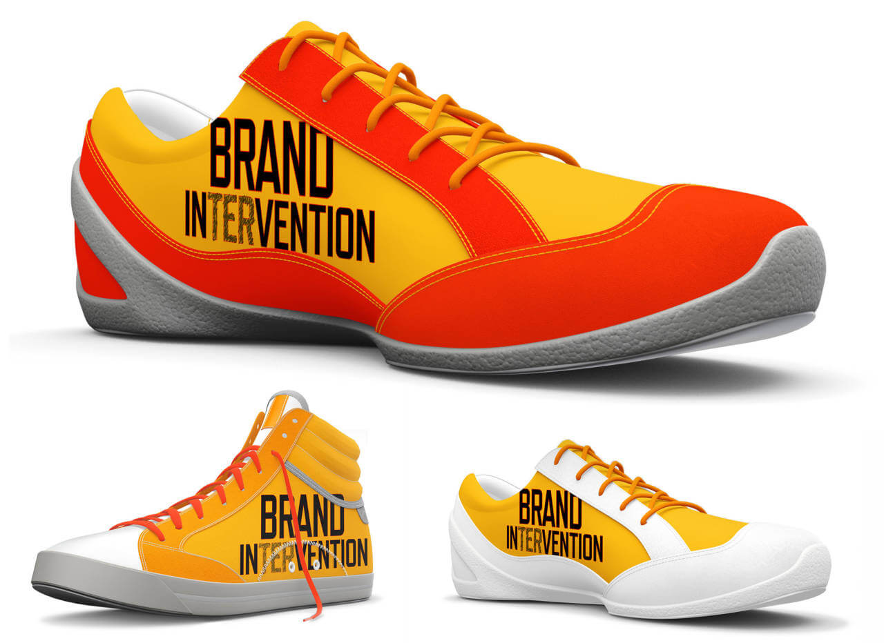 Gary Vee, Brand Intervention and Sneaker Design