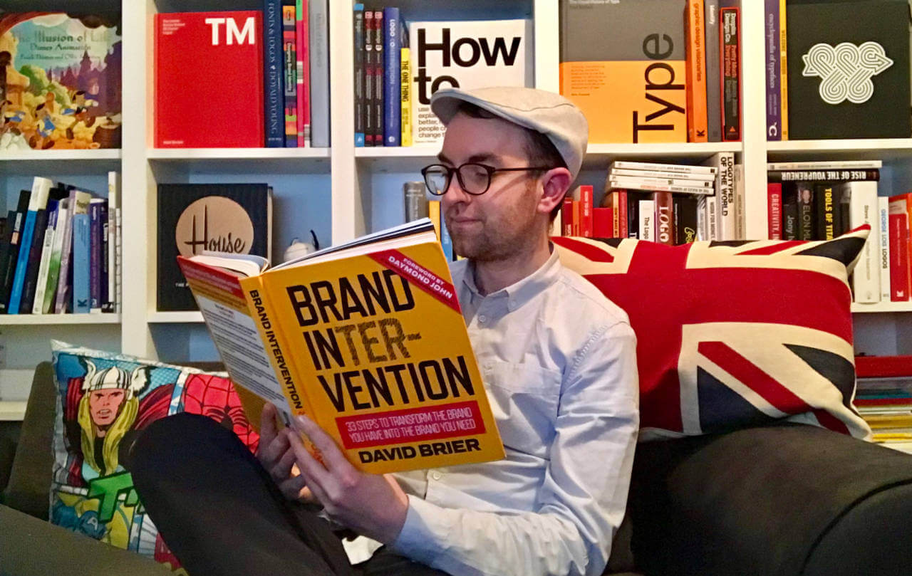 Brand Intervention and Ian Paget start a movement