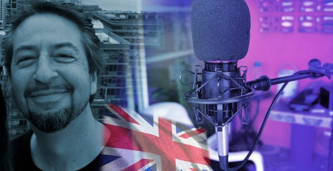 The Logo Geek Interview: The British Invasion Podcast